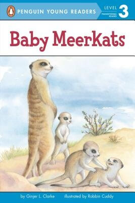 Fishpond book about baby meerkats