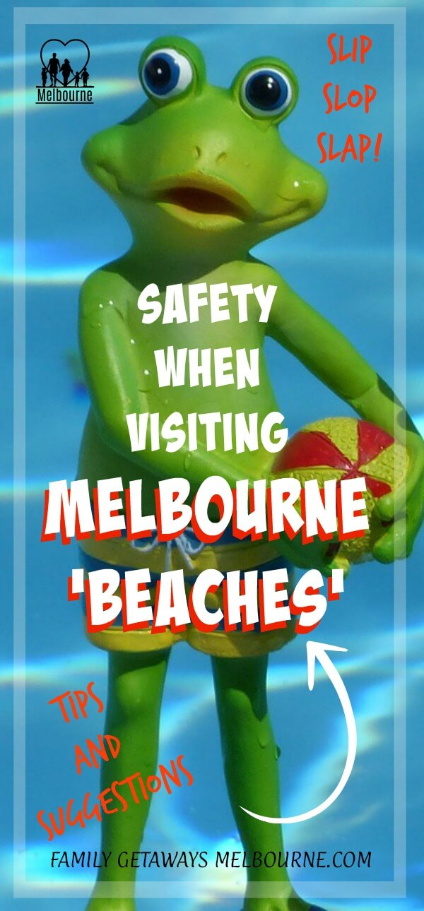 Image for Pinterest Pin on Beach Safety