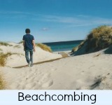 thumbnail image link to Site Beachcombing page