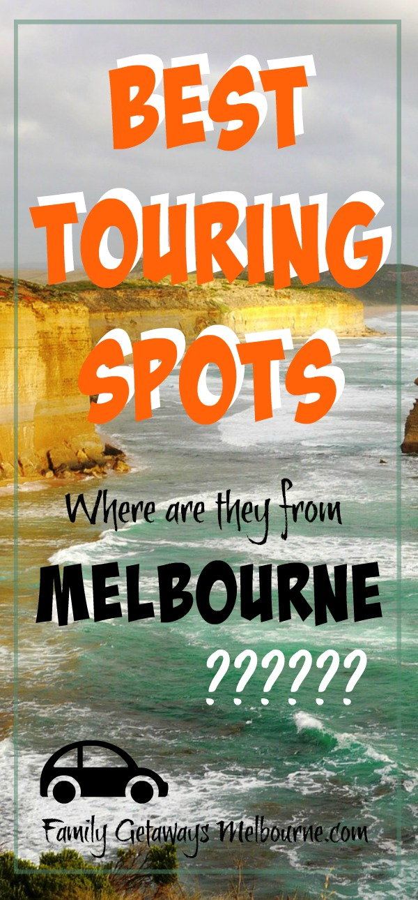 Melbourne day tours Pinterest pin