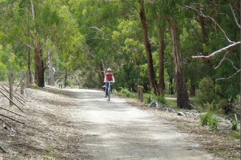 Bike Riding The Yarra Bike Trail  Westerfolds Park http://www.flickr.com/photos/happydacks/4317172306/