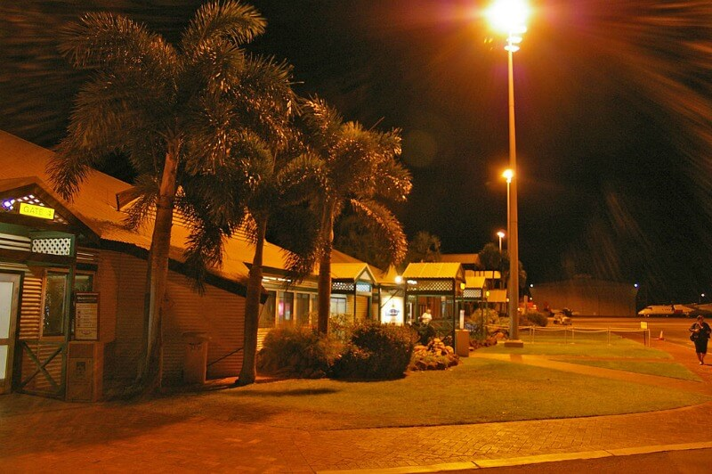 Broome International Airport compliments of Bidgee (Own work) [CC BY 3.0 (http://creativecommons.org/licenses/by/3.0)], via Wikimedia Commons