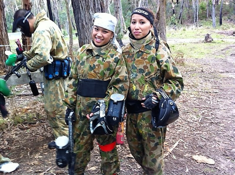 Challenge Paintball