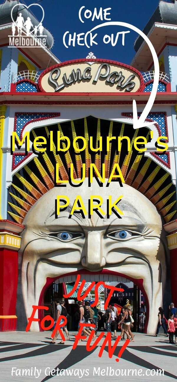 image to pin to Pinterest for the site page on Luna Park