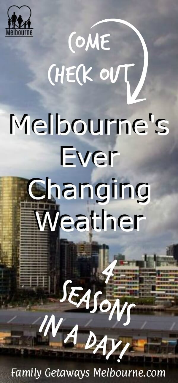image to pin to Pinterest for the site page on Melbourne Weather