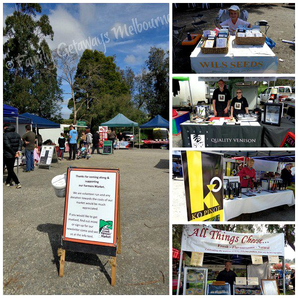 Coal Creek Farmers Market Korumburra