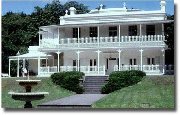 Melbourne's Historical Como House