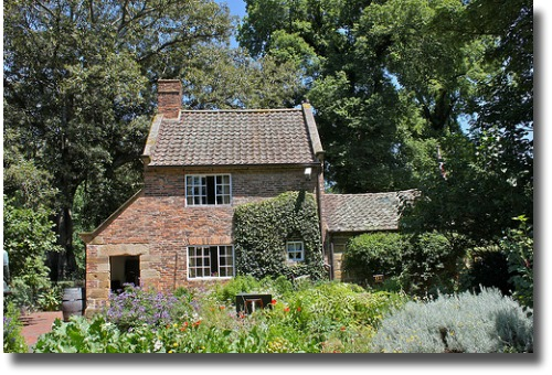 Cooks Cottage in the Fitzroy Gardens Melbourne Australia compliments of http://www.flickr.com/photos/variationblogr/7524131308/