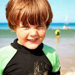 Sand, Sea and Sunshine