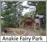 Ginger Bread House Anakie Fairy Park
