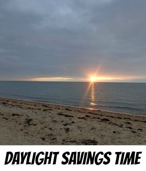 Image link to Site page on Melbourne's Daylight Savings Time