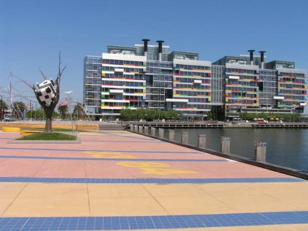 Melbourne, Australia Docklands