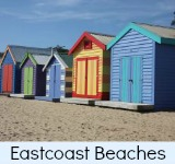 Thumbnail graphic link to Site Port Phillip Bay Eastcoast Beaches