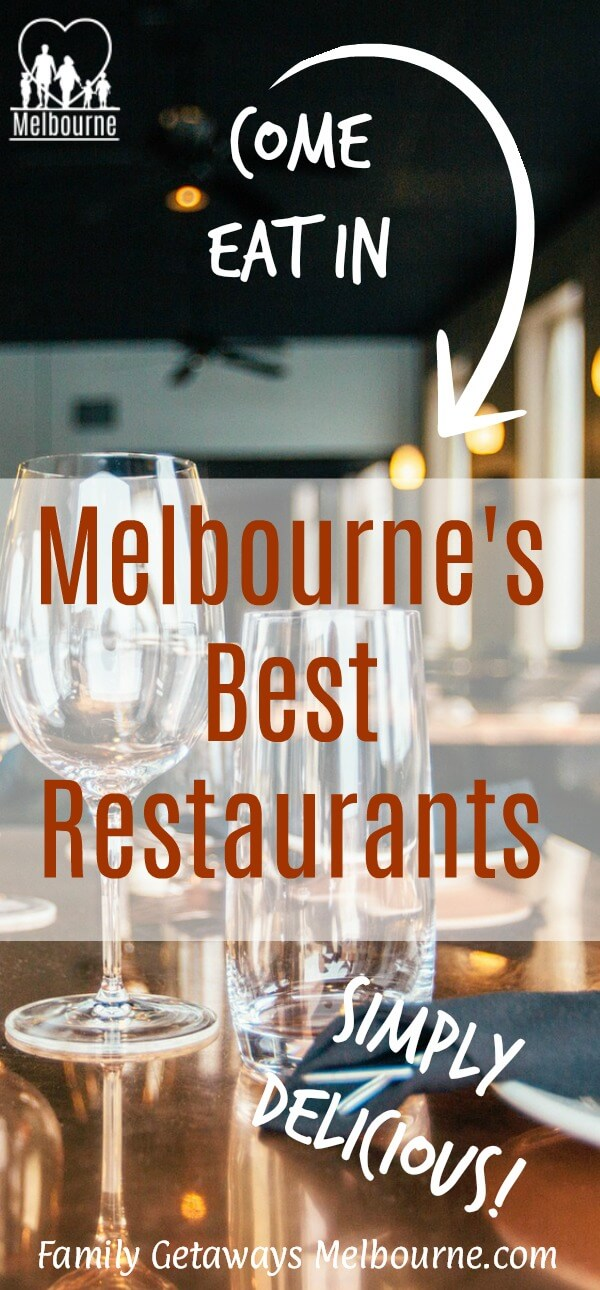 image for Melbourne restaurant page to pin onto Pinterest Board