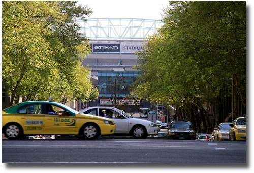 Etihad Stadium Melbourne Australia compliments of http://www.flickr.com/photos/charlot17/3982635555/