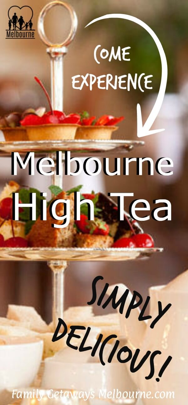 image to pin to pinterest for site page on High Tea Melbourne