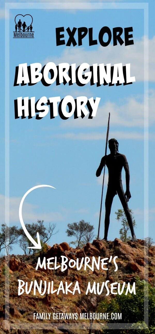 Explore aboriginal history
