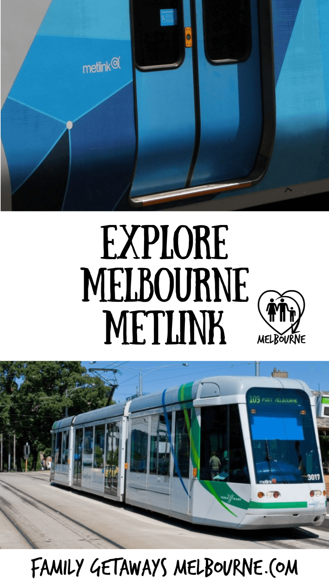 image to pin to Pinterest for information on Melbourne's metlink