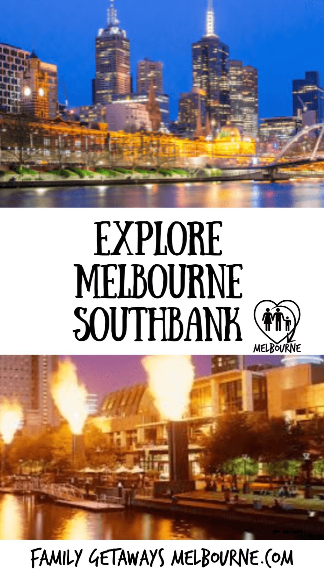image of Southbank-Melbourne Precinct to pin to Pinterest