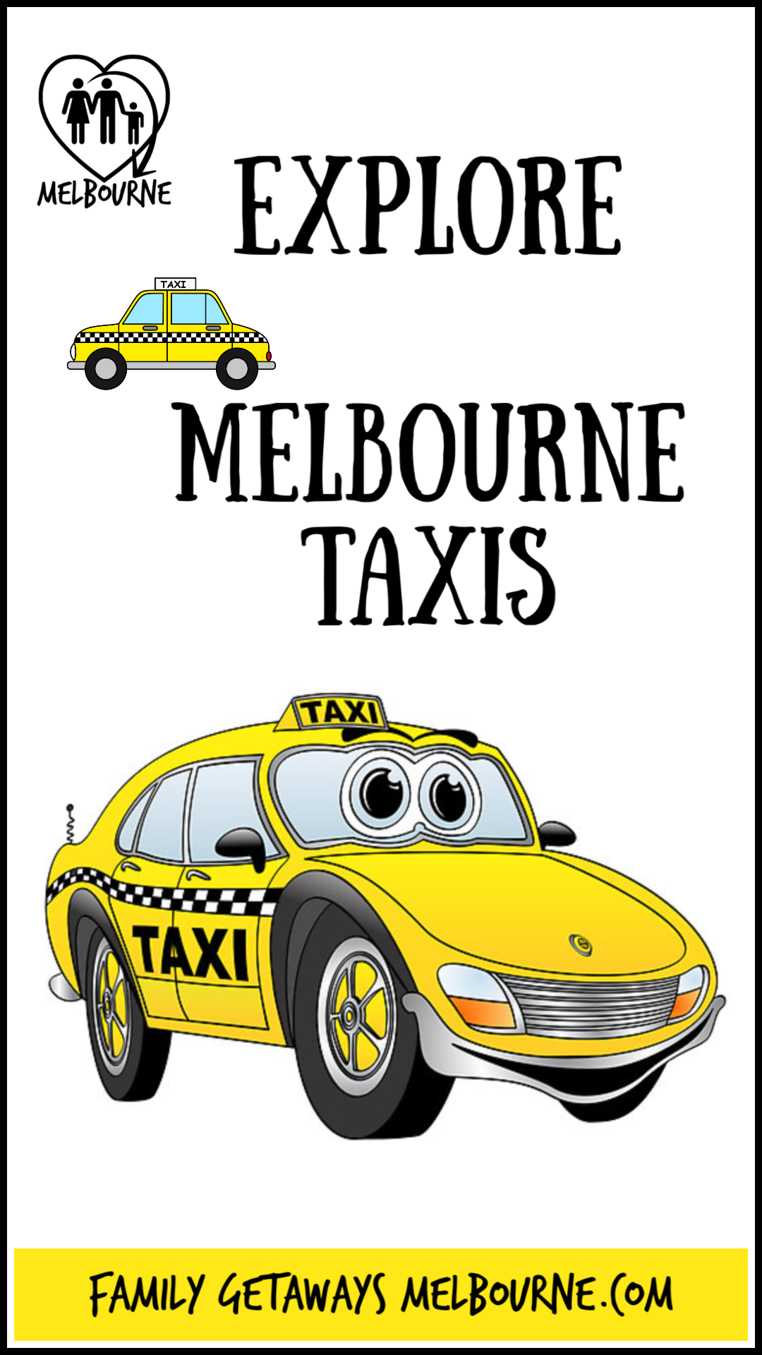 Melbourne taxi cabs are safe ways to transport yourself around Melbourne