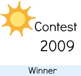 image link to winner of photo contest 2009