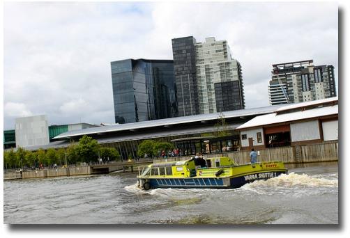 Ferry Shuttle Melbourne Australia compliments of http://www.flickr.com/photos/variationblogr/6476579397/