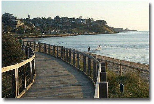 Frankston Beach Foreshore Melbourne Australia