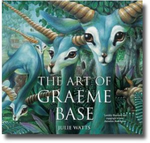 The Art of Graeme Base book cover