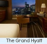 The Grand Hyatt Hotel site page graphic link