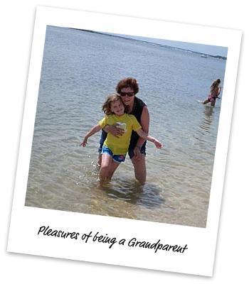 Grandparent pleasures