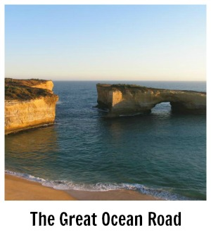 Link to site page on the Great Ocean Road tour