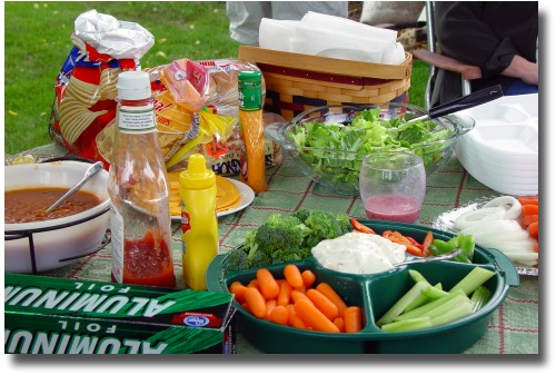 Picnic food ideas
