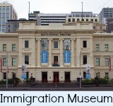 Thumbnail link to Site page on the Immigration Museum