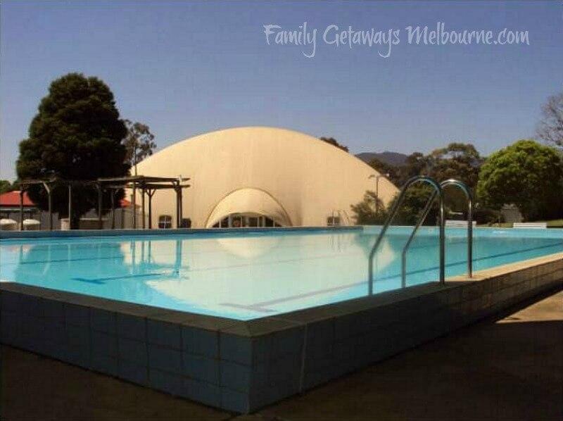Centenary Pool Kilsyth