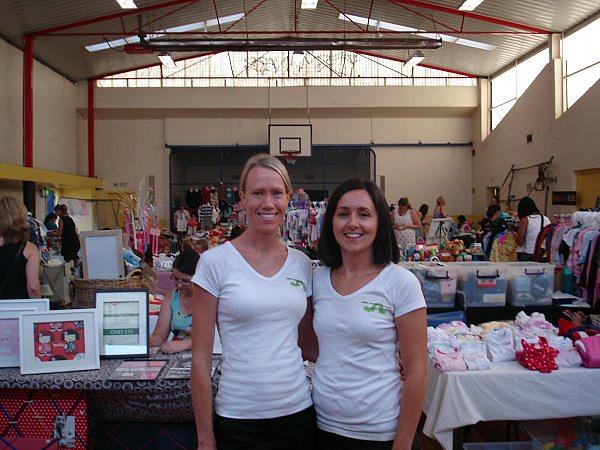 Port Melbourne Little Tackers Market founders
