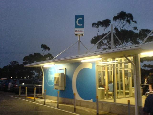 Melbourne Airport Long term Car Park compliments of https://flic.kr/p/aH6udx