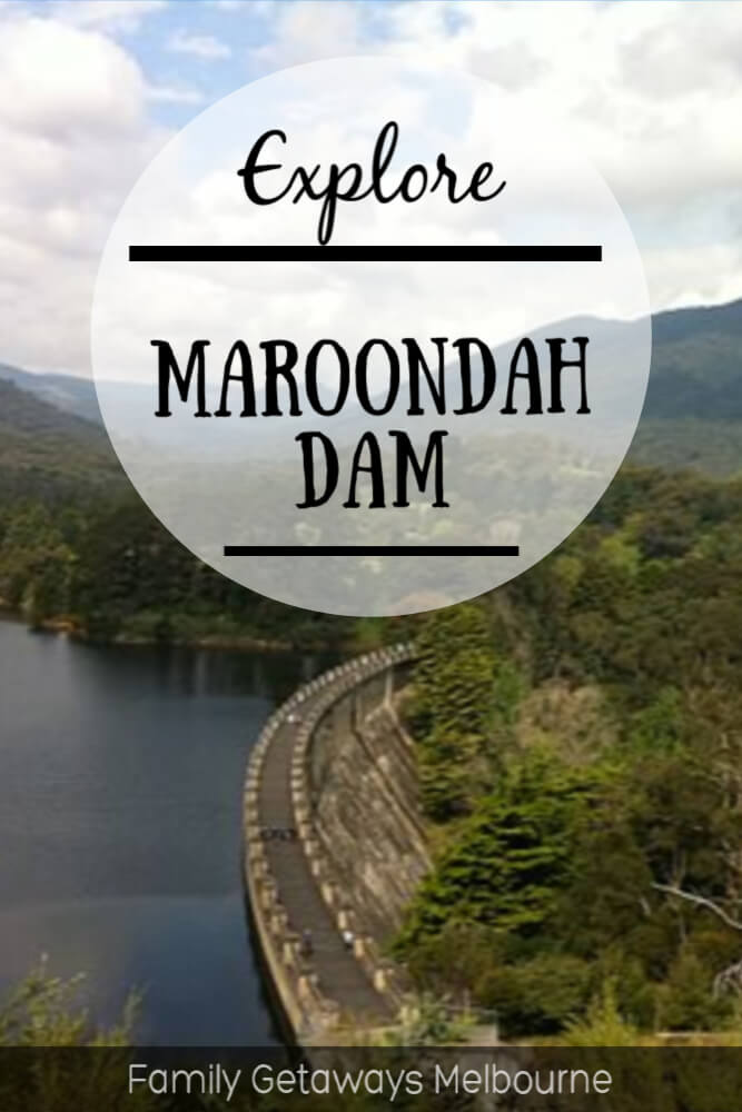 image to pinto pinterest for the Maroondah Dam