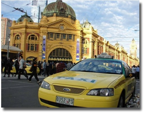 Melbourne Maxi Taxi compliments of Melbourne Maxi Taxis