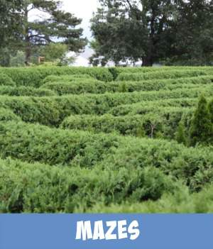 image link to site page on mazes in and around Melbourne
