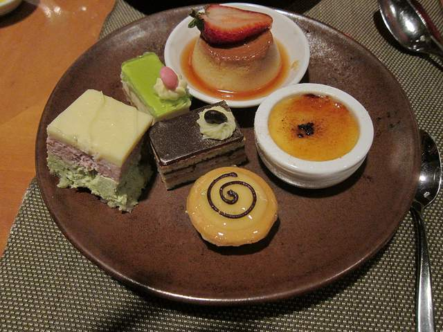 High Tea at the Langham Hotel, Melbourne - Melba Restaurant compliments of https://flic.kr/p/9J4VMu