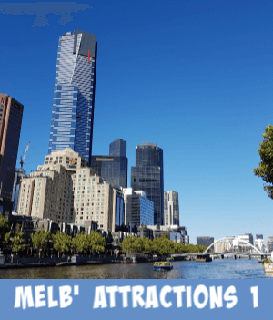 Image link to Site page on Melbourne Tourist Attractions Part 1