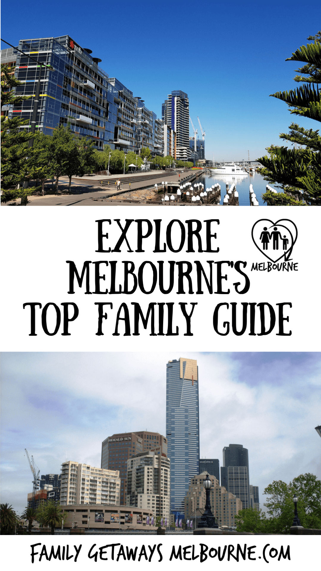Melbourne, Australia, no other city is like it. Something for all the family to explore. Unique, diverse and exciting.