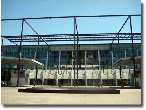 Melbourne Museum compliments of www.flickr.com/photos/jophan/4974631159/