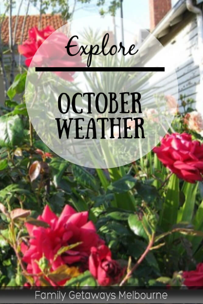image to pin to pinterest for melbourne's weather in october