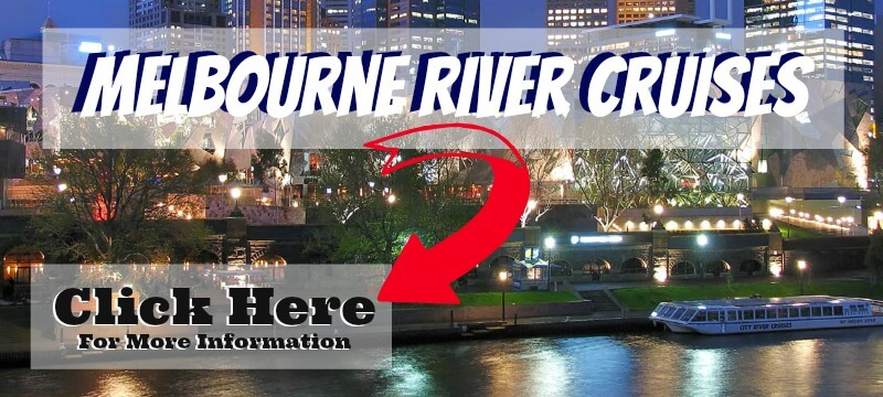 Image links to the Melbourne River Cruises chosen from Viator tours
