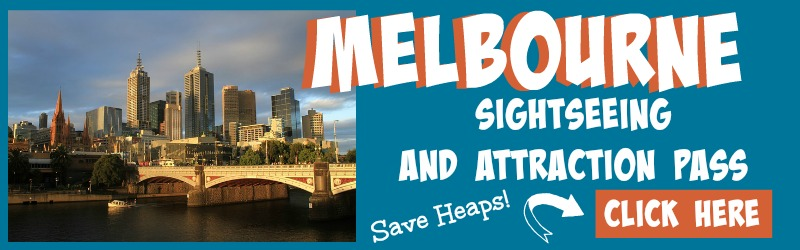 Melbourne sightseeing and attraction pass click through image