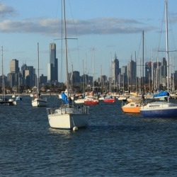 City and Williamstown Cruise link