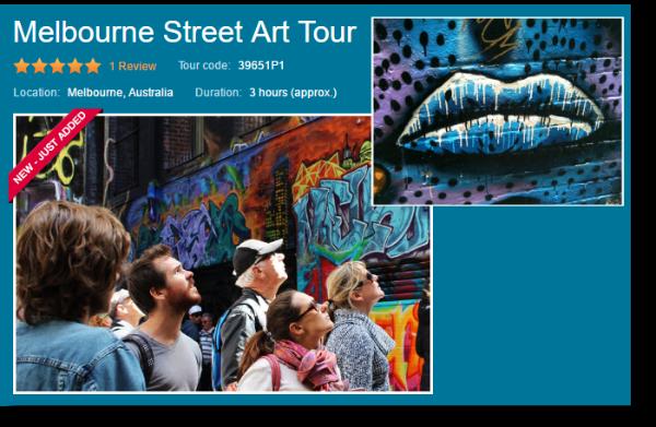 street art of melbourne walking tour image