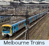 Melbourne Trains Page link graphic