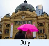 thumbnail image to the site weather page in July